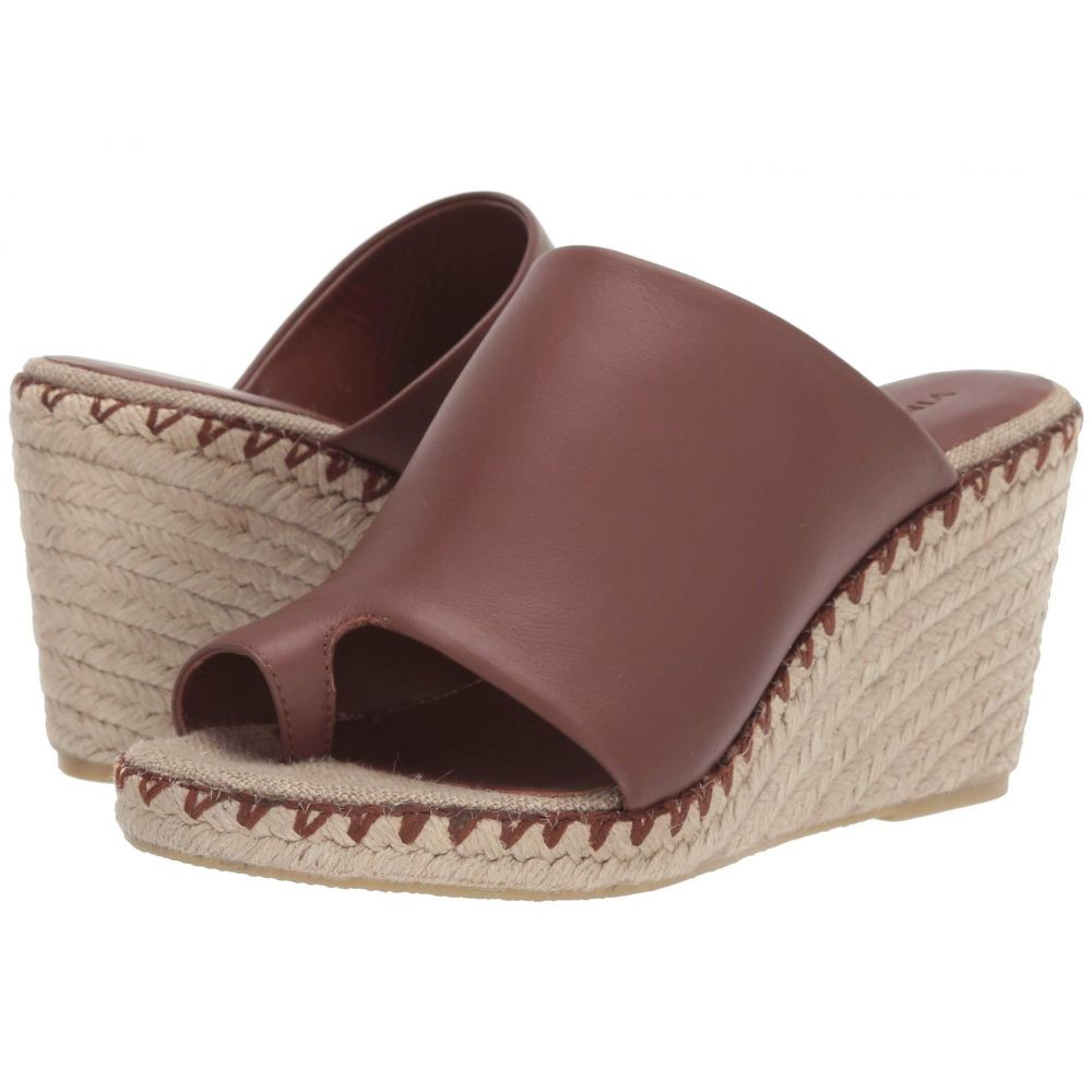 ヴィンス Vince レディース サンダル・ミュール シューズ・靴【Sutherland】Cognac Sevilla Leather