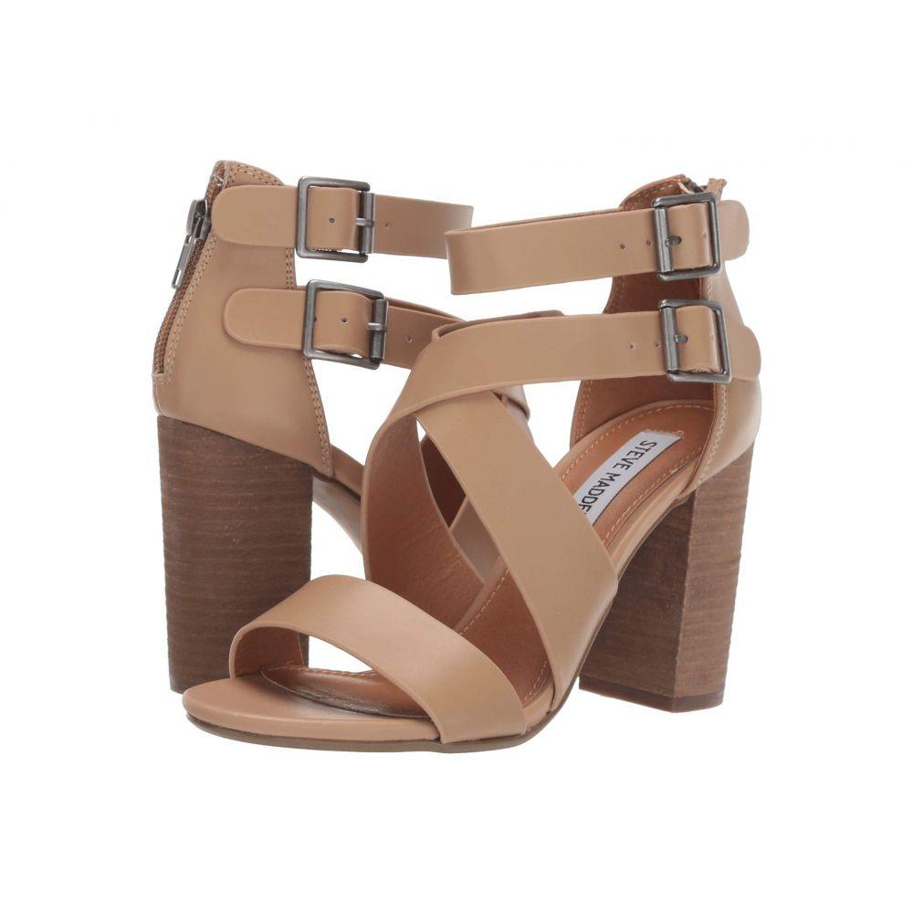 スティーブ マデン Steve Madden レディース サンダル・ミュール シューズ・靴【Jalie】Natural Leather