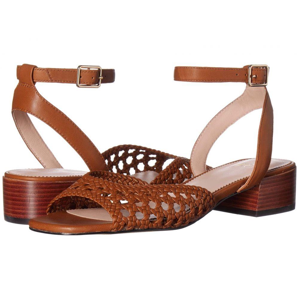 ジェイクルー J.Crew レディース サンダル・ミュール シューズ・靴【Alice Braided Sandal with Stacked Heel】Burnished Pecan