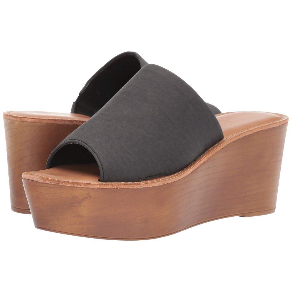 チャイニーズランドリー Chinese Laundry レディース サンダル・ミュール シューズ・靴【Waverly】Black Nubuck