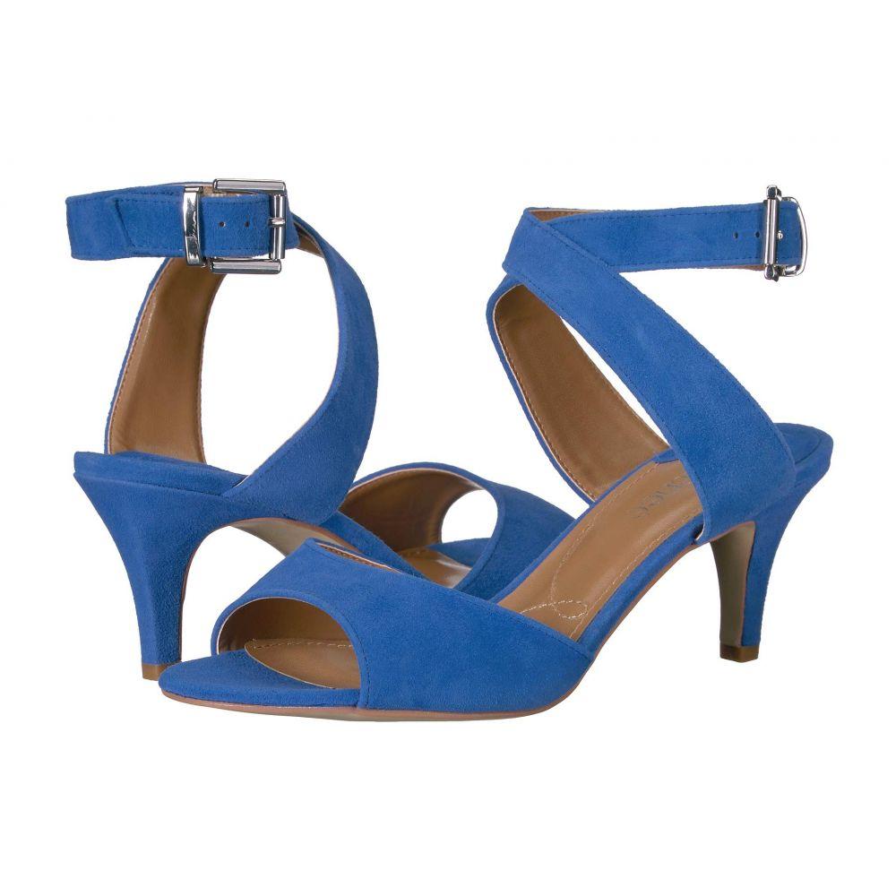 ジェイレニー J. Renee レディース サンダル・ミュール シューズ・靴【Soncino】Cobalt Blue