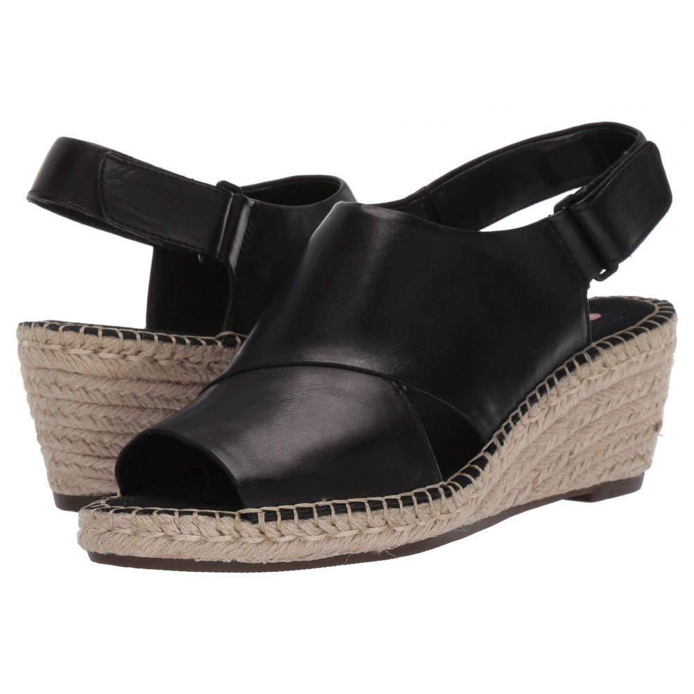 クラークス Clarks レディース サンダル・ミュール シューズ・靴【Petrina Abby】Black Leather