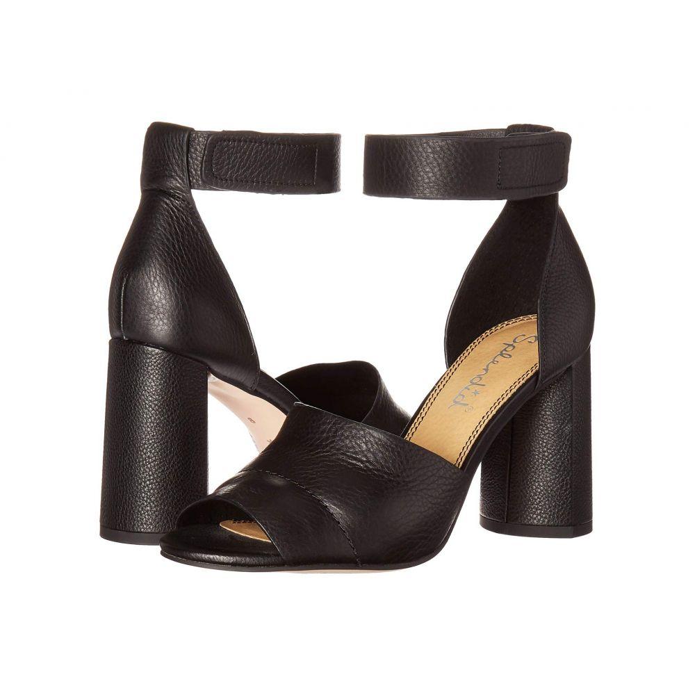 スプレンディッド Splendid レディース サンダル・ミュール シューズ・靴【Thandie】Black Soft Waxy Leather