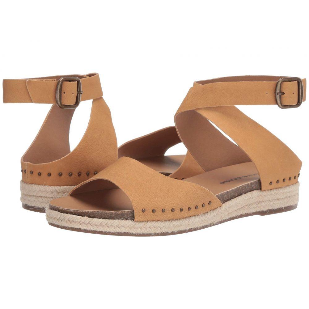 ラッキーブランド Lucky Brand レディース サンダル・ミュール シューズ・靴【Gladas】Light Desert