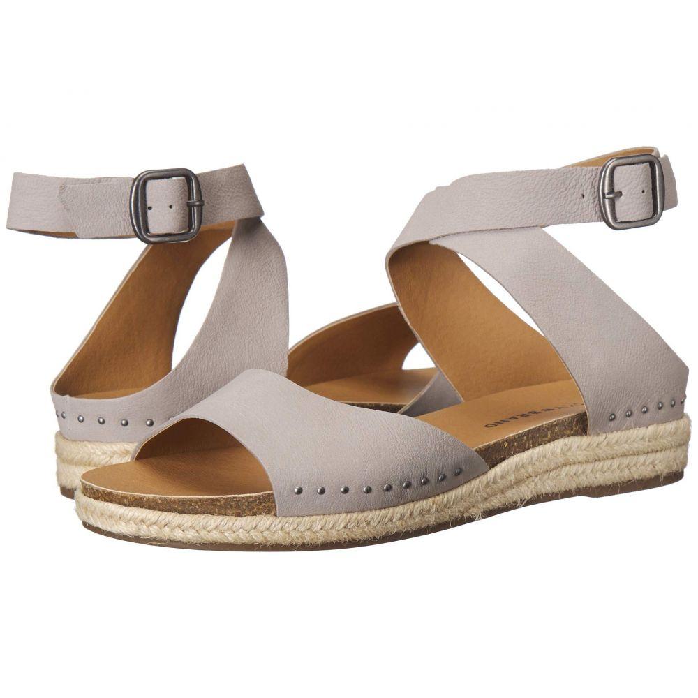 ラッキーブランド Lucky Brand レディース サンダル・ミュール シューズ・靴【Gladas】Chinchilla