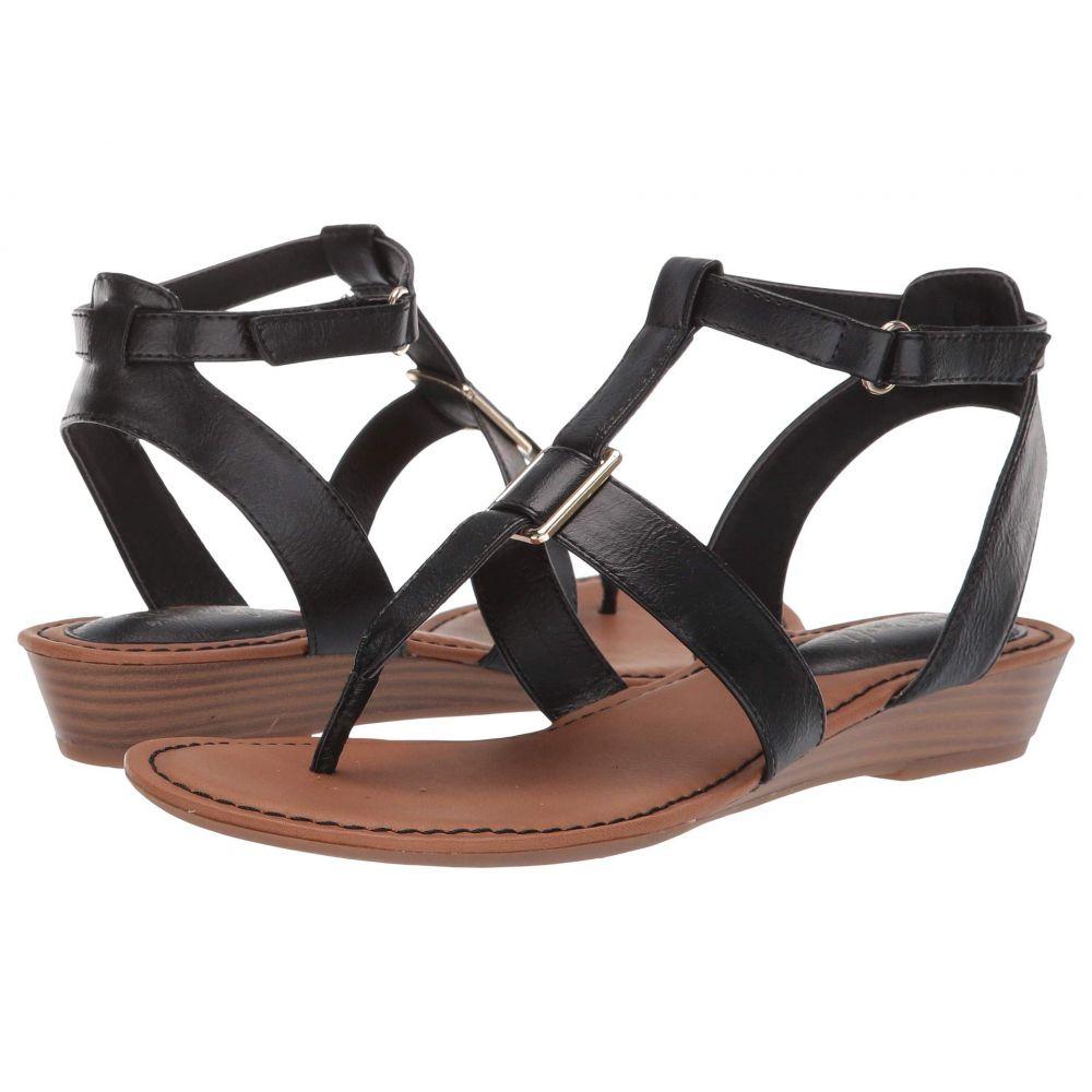 ユーロソフト EuroSoft レディース サンダル・ミュール シューズ・靴【Maddie】Black