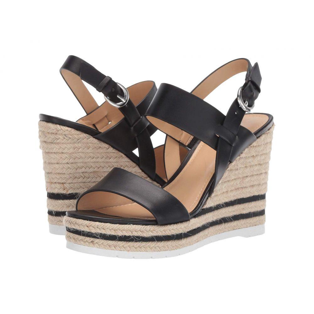 ナインウェスト Nine West レディース サンダル・ミュール ウェッジソール シューズ・靴【Alivia Wedge Sandal】Black