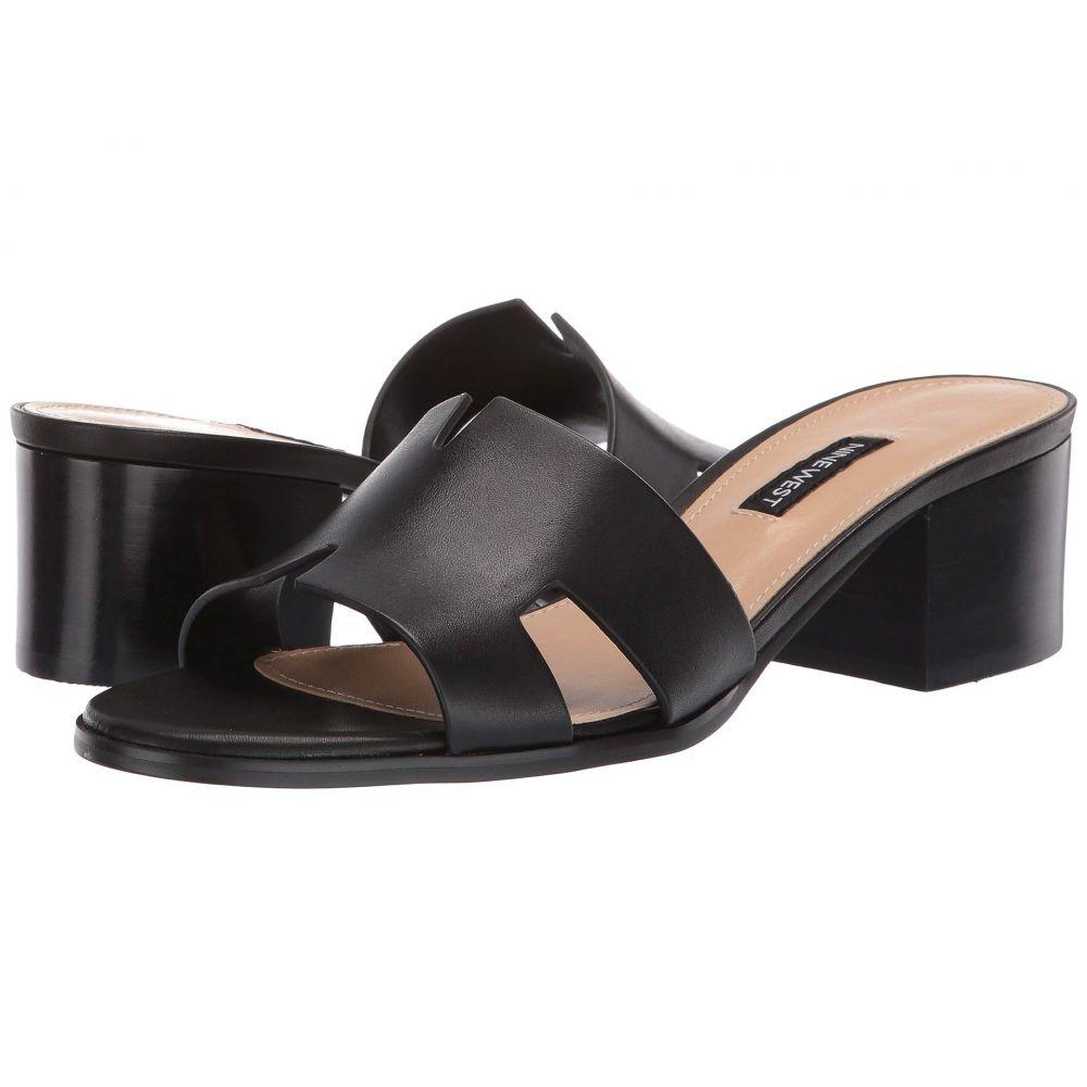ナインウェスト Nine West レディース サンダル・ミュール シューズ・靴【Aubrey Sandal】Black