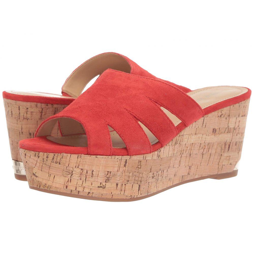 ナインウェスト Nine West レディース サンダル・ミュール シューズ・靴【Victoria Platform Sandal】Red