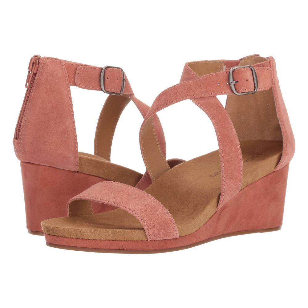 ラッキーブランド Lucky Brand レディース サンダル・ミュール シューズ・靴【Kenadee】Canyon Rose