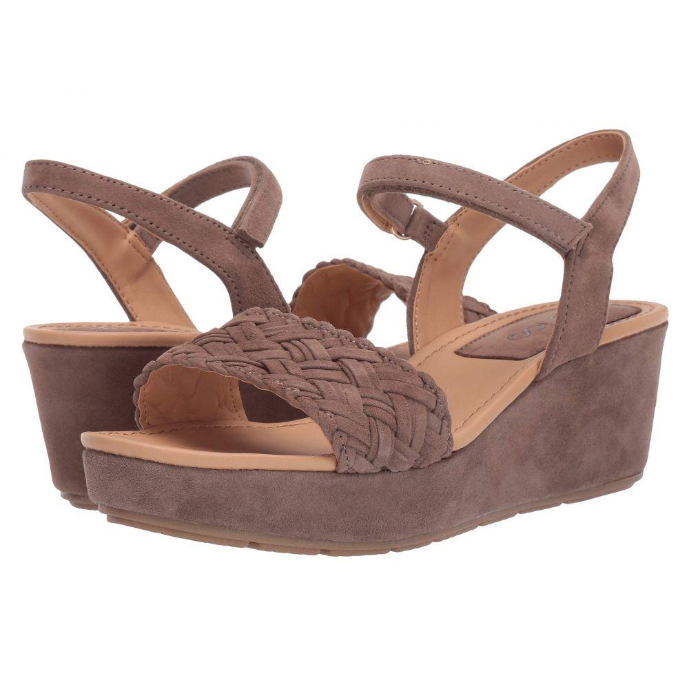 ミートゥー Me Too レディース サンダル・ミュール シューズ・靴【Abella】Delicate Brown Suede