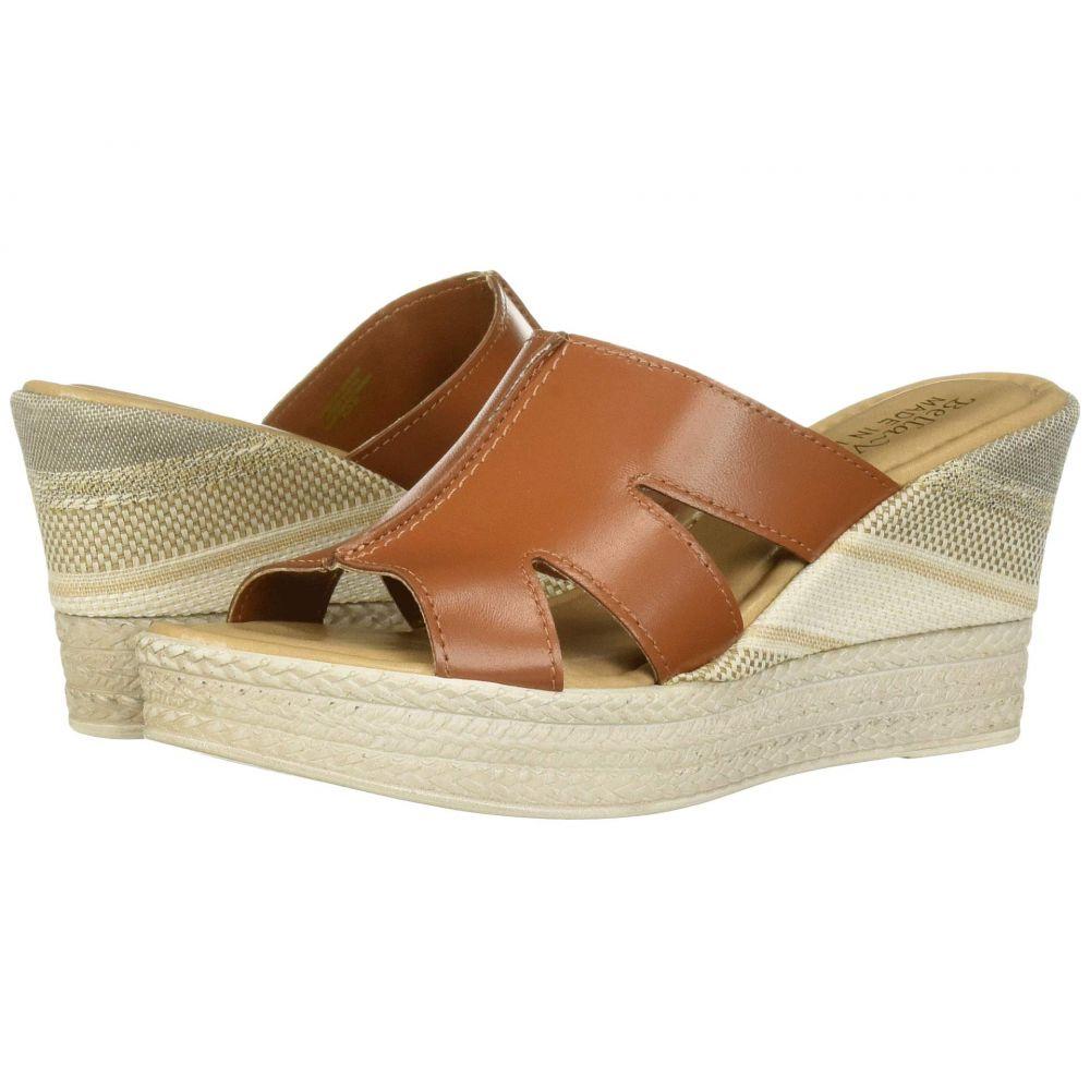 ベラヴィータ Bella-Vita レディース サンダル・ミュール シューズ・靴【Rox-Italy】Whiskey Italian Leather
