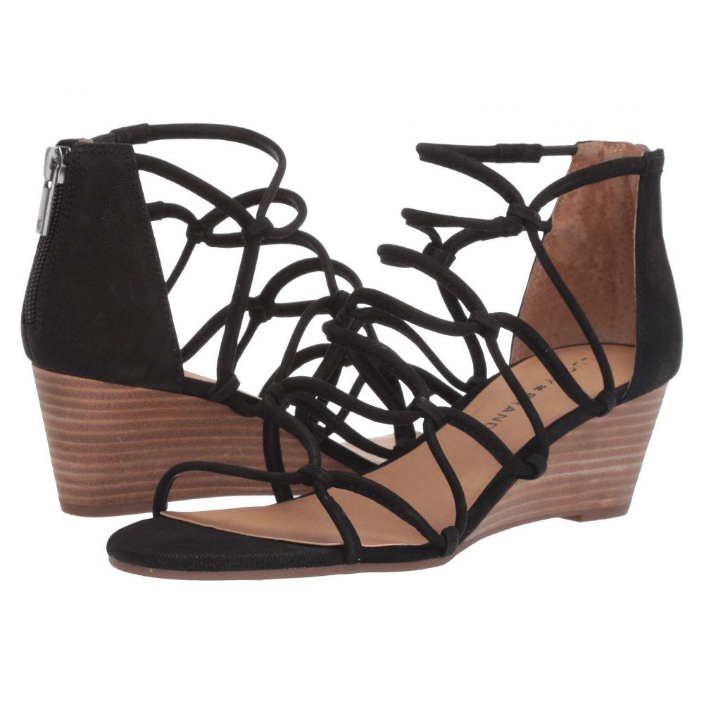 ラッキーブランド Lucky Brand レディース サンダル・ミュール シューズ・靴【Jilses】Black
