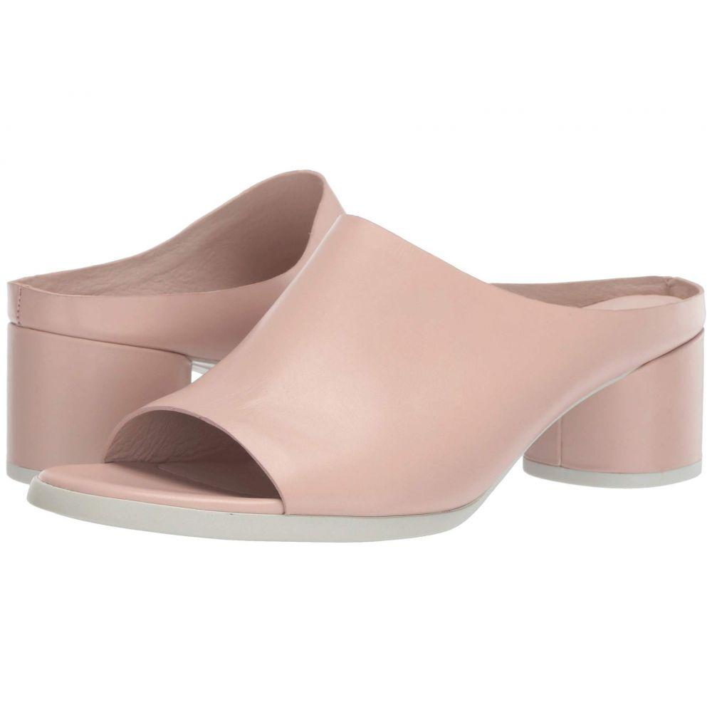 エコー ECCO レディース サンダル・ミュール シューズ・靴【Shape 45 Block Slide】Rose Dust Calf Leather