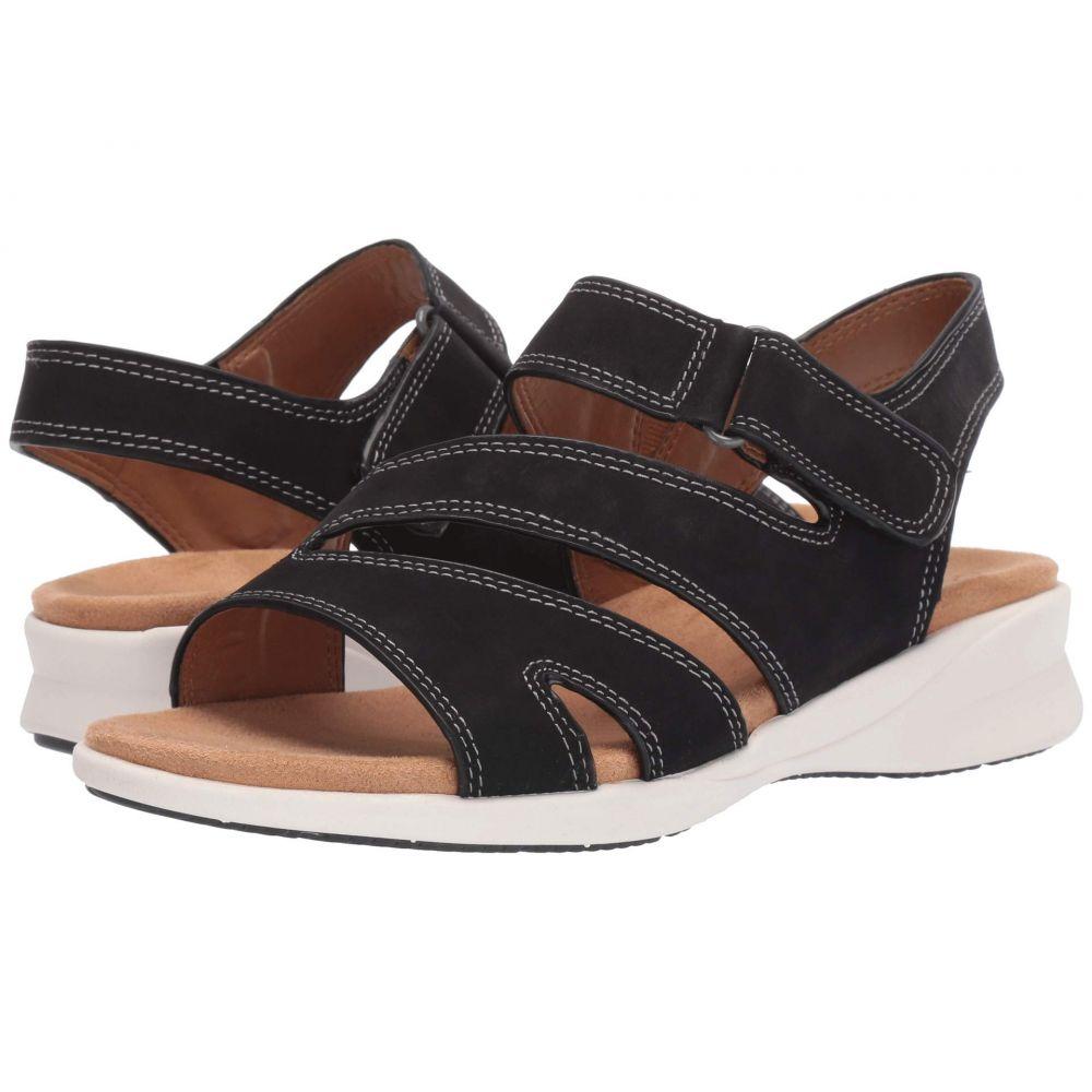 コンフォーティヴァ Comfortiva レディース サンダル・ミュール シューズ・靴【Tippa】Black Buttersoft