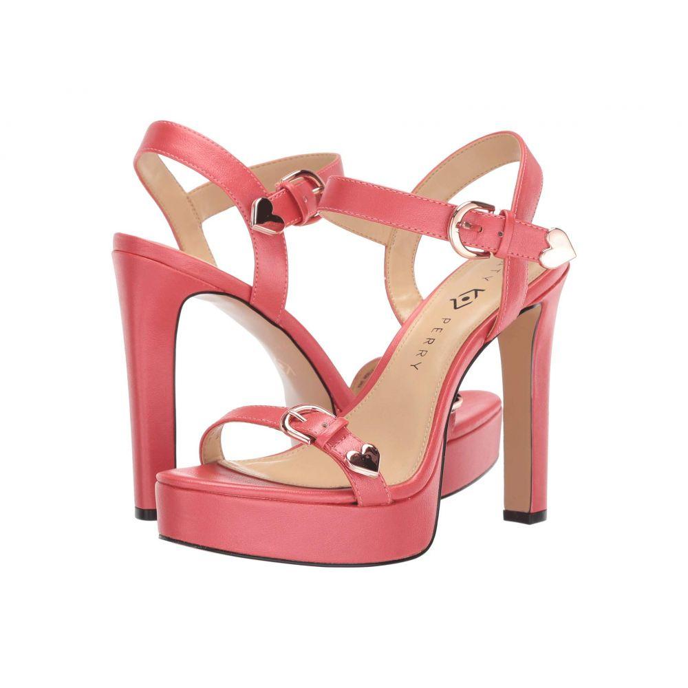 ケイティ ペリー Katy Perry レディース サンダル・ミュール シューズ・靴【The Noelle】Scarlet