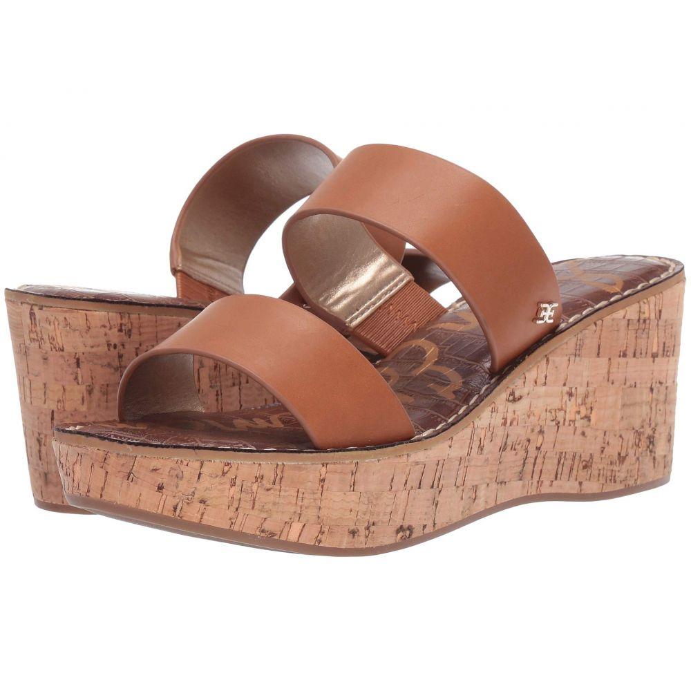 サム エデルマン Sam Edelman レディース サンダル・ミュール シューズ・靴【Rydell】Saddle/Brown Vachetta Leather