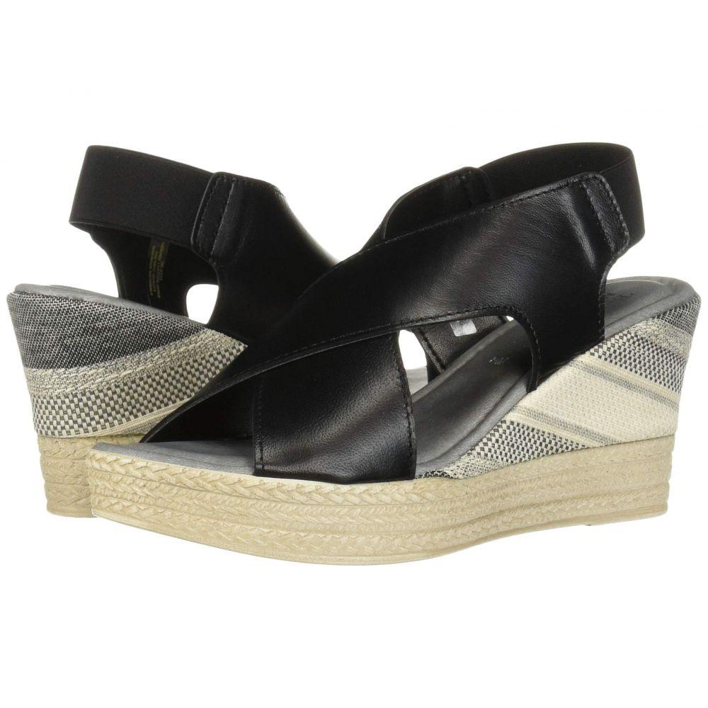 ベラヴィータ Bella-Vita レディース サンダル・ミュール シューズ・靴【Bec-Italy】Black Italian Leather