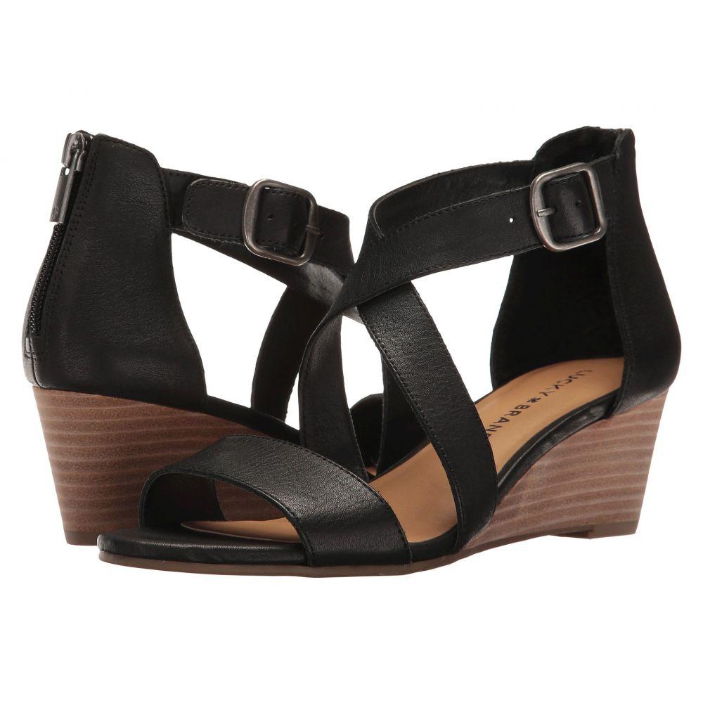 ラッキーブランド Lucky Brand レディース サンダル・ミュール シューズ・靴【Jenley】Black