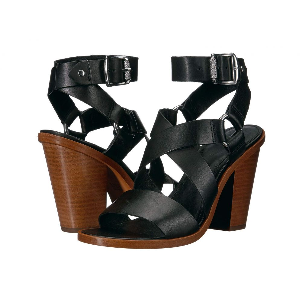 フライ Frye レディース サンダル・ミュール シューズ・靴【Sara Harness Sandal】Black