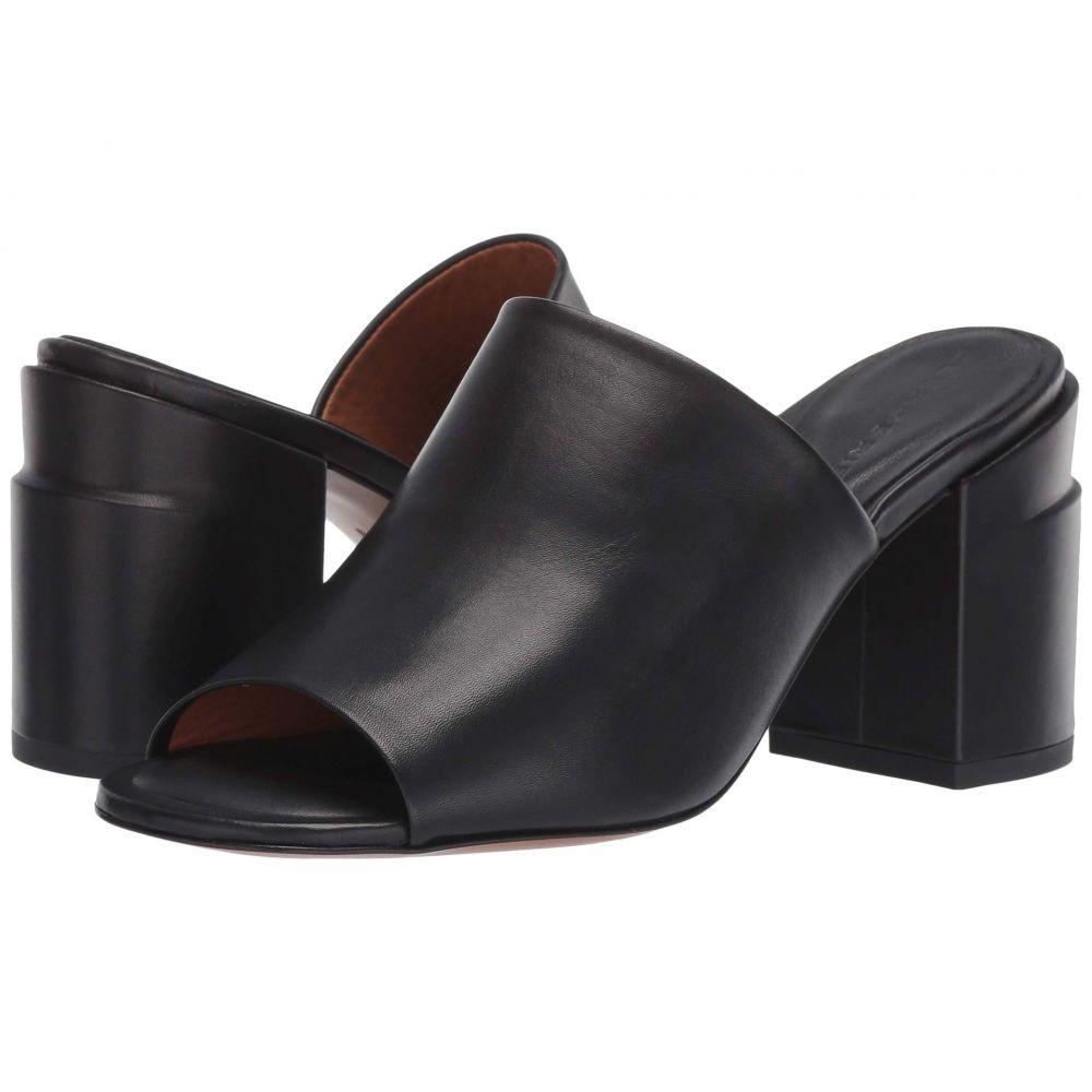 ロベール クレジュリー Clergerie レディース サンダル・ミュール シューズ・靴【Allegria】Black Calf