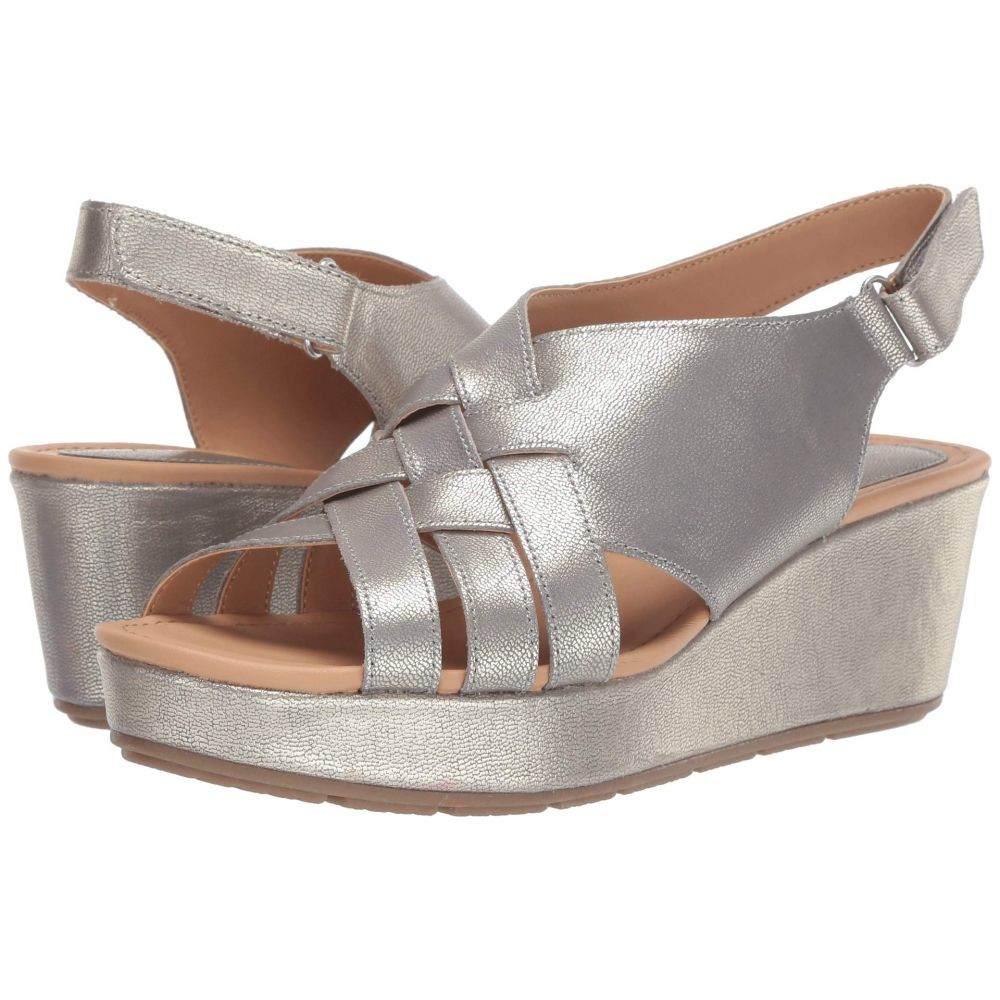 ミートゥー Me Too レディース サンダル・ミュール シューズ・靴【Alexi】Pewter Metallic