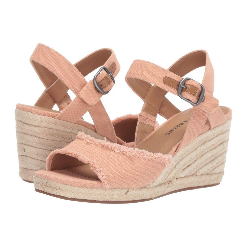 ラッキーブランド Lucky Brand レディース サンダル・ミュール シューズ・靴【Mindra】Maple Sugar