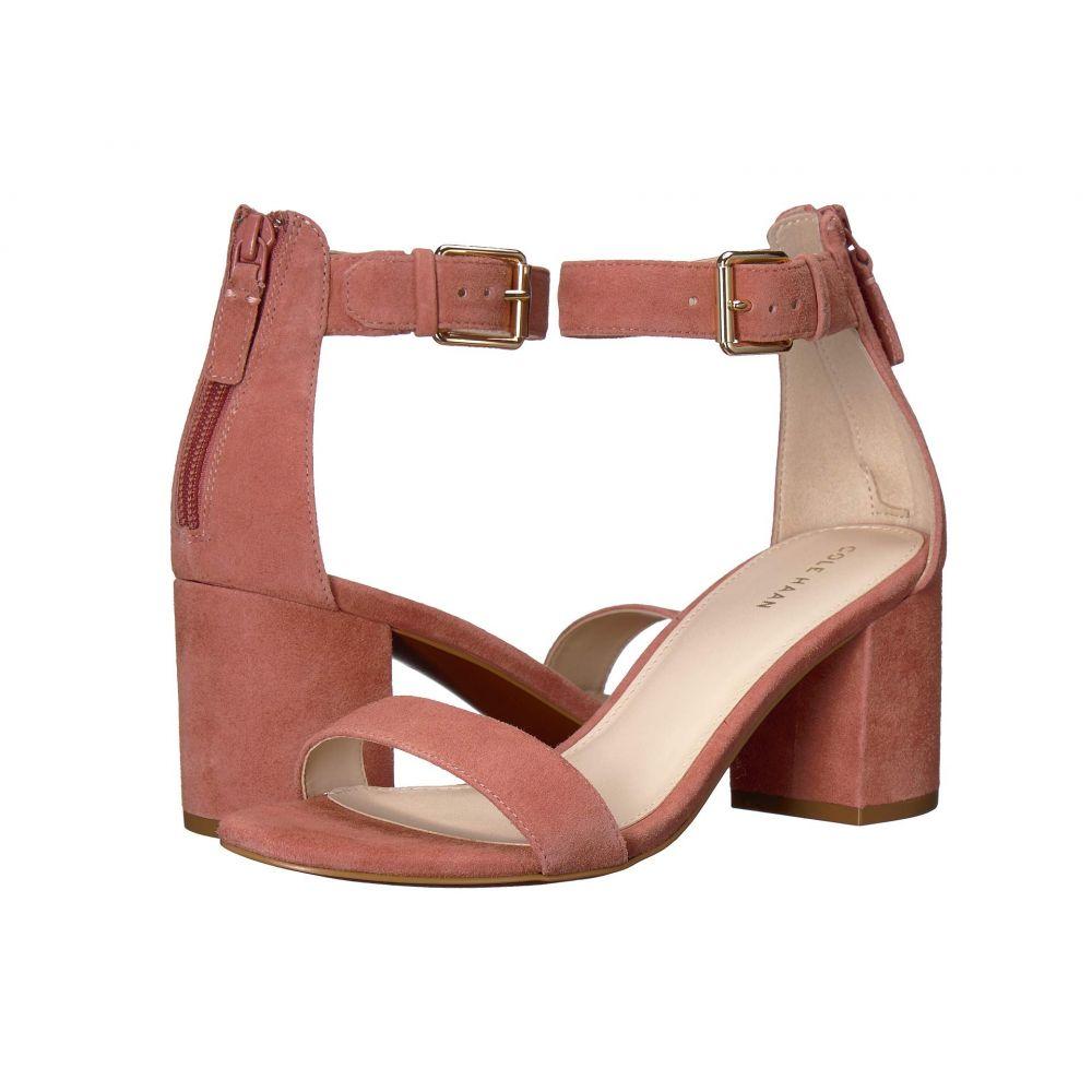 コールハーン Cole Haan レディース サンダル・ミュール シューズ・靴【65 mm Clarette Sandal】Cedarwood Suede