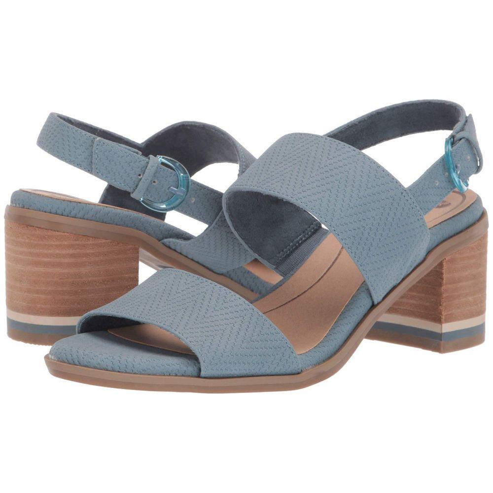 ドクター ショール Dr. Scholl's レディース サンダル・ミュール シューズ・靴【Sure Thing】Sea Breeze Blue Altitude Print