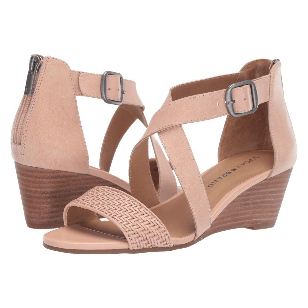 ラッキーブランド Lucky Brand レディース サンダル・ミュール シューズ・靴【Jenley 2】Maple Sugar