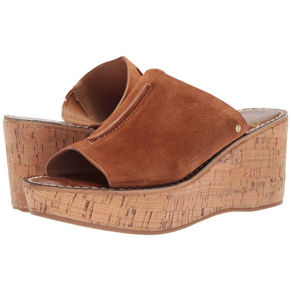 サム エデルマン Sam Edelman レディース サンダル・ミュール シューズ・靴【Ranger】Luggage Velutto Suede Leather