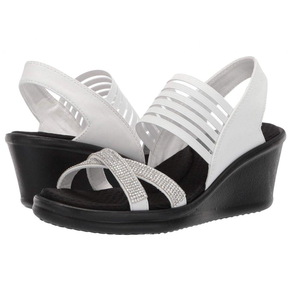 スケッチャーズ SKECHERS レディース サンダル・ミュール シューズ・靴【Rumblers - Modern Maze】White