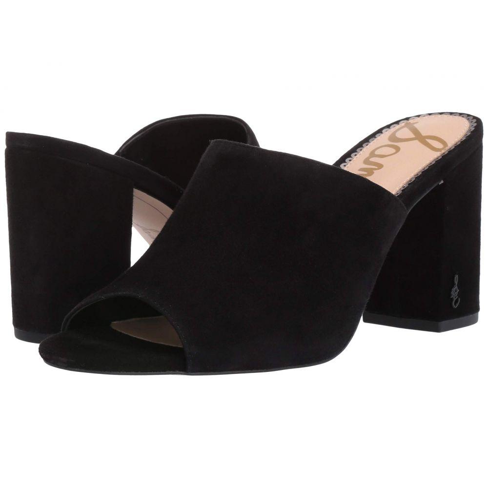 サム エデルマン Sam Edelman レディース サンダル・ミュール シューズ・靴【Orlie】Black Suede Leather
