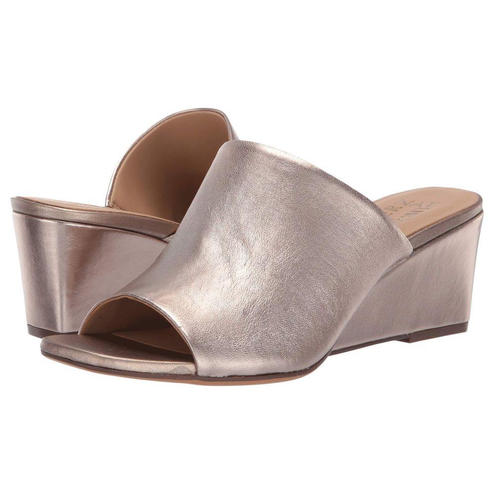 ナチュラライザー Naturalizer レディース サンダル・ミュール シューズ・靴【Zaya】Light Bronze Metallic Leather