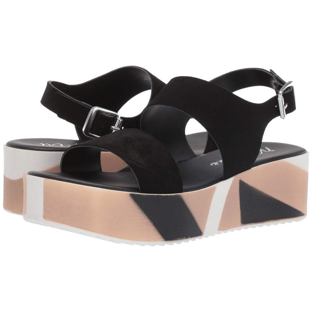 マチス Matisse レディース サンダル・ミュール シューズ・靴【Geo Platform Sandal】Black