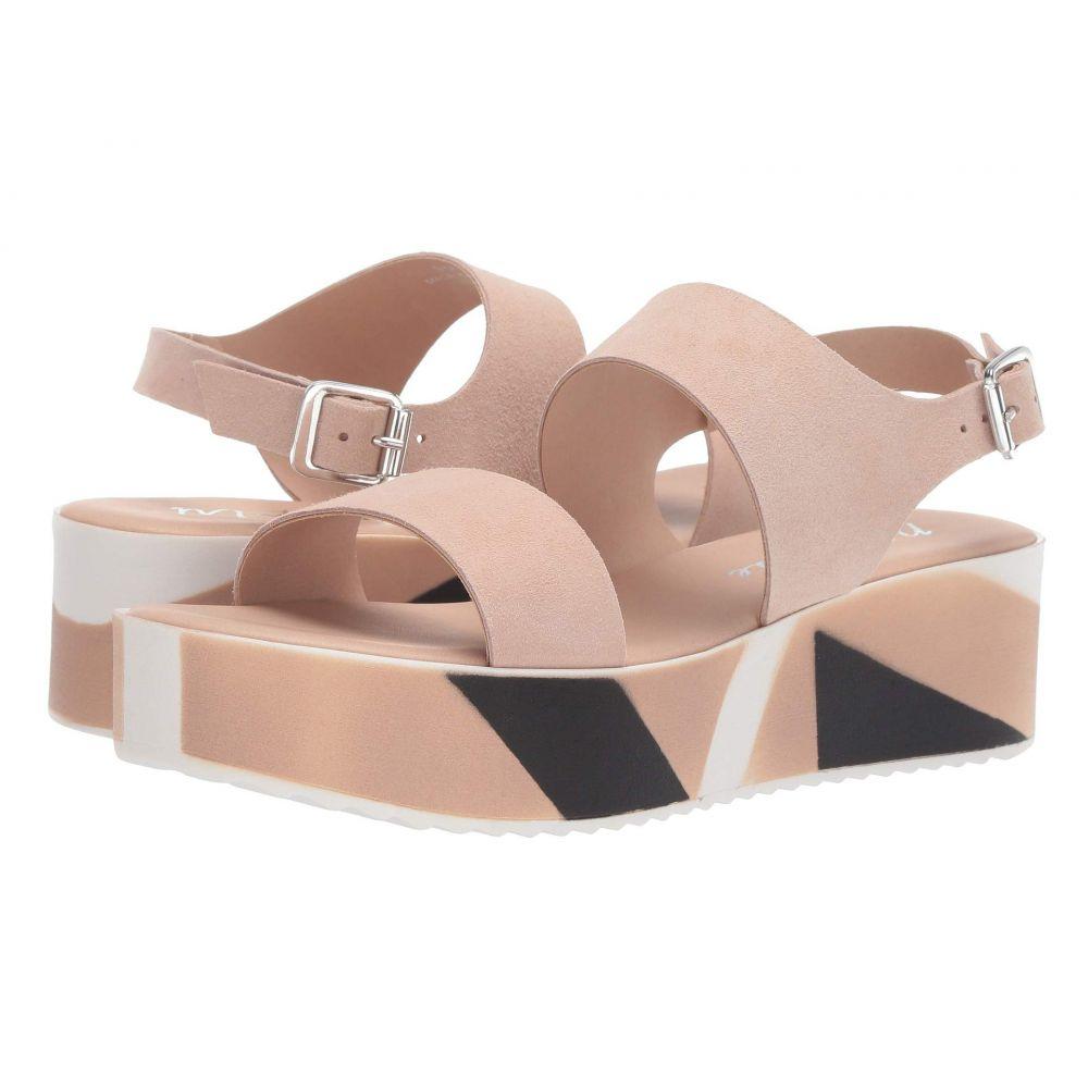マチス Matisse レディース サンダル・ミュール シューズ・靴【Geo Platform Sandal】Blush