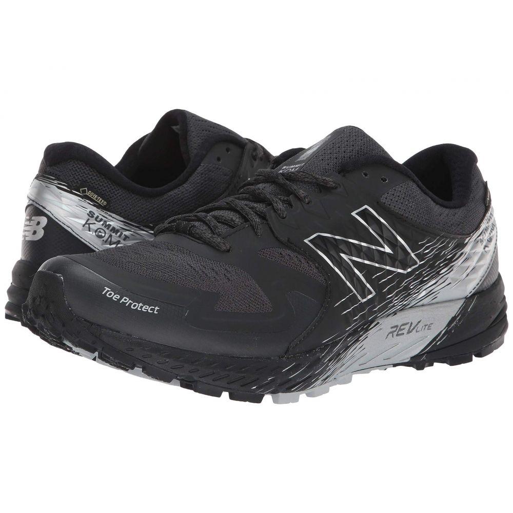 ニューバランス New Balance メンズ ランニング・ウォーキング シューズ・靴【Summit KOM Gore-Tex】Black/Magnet