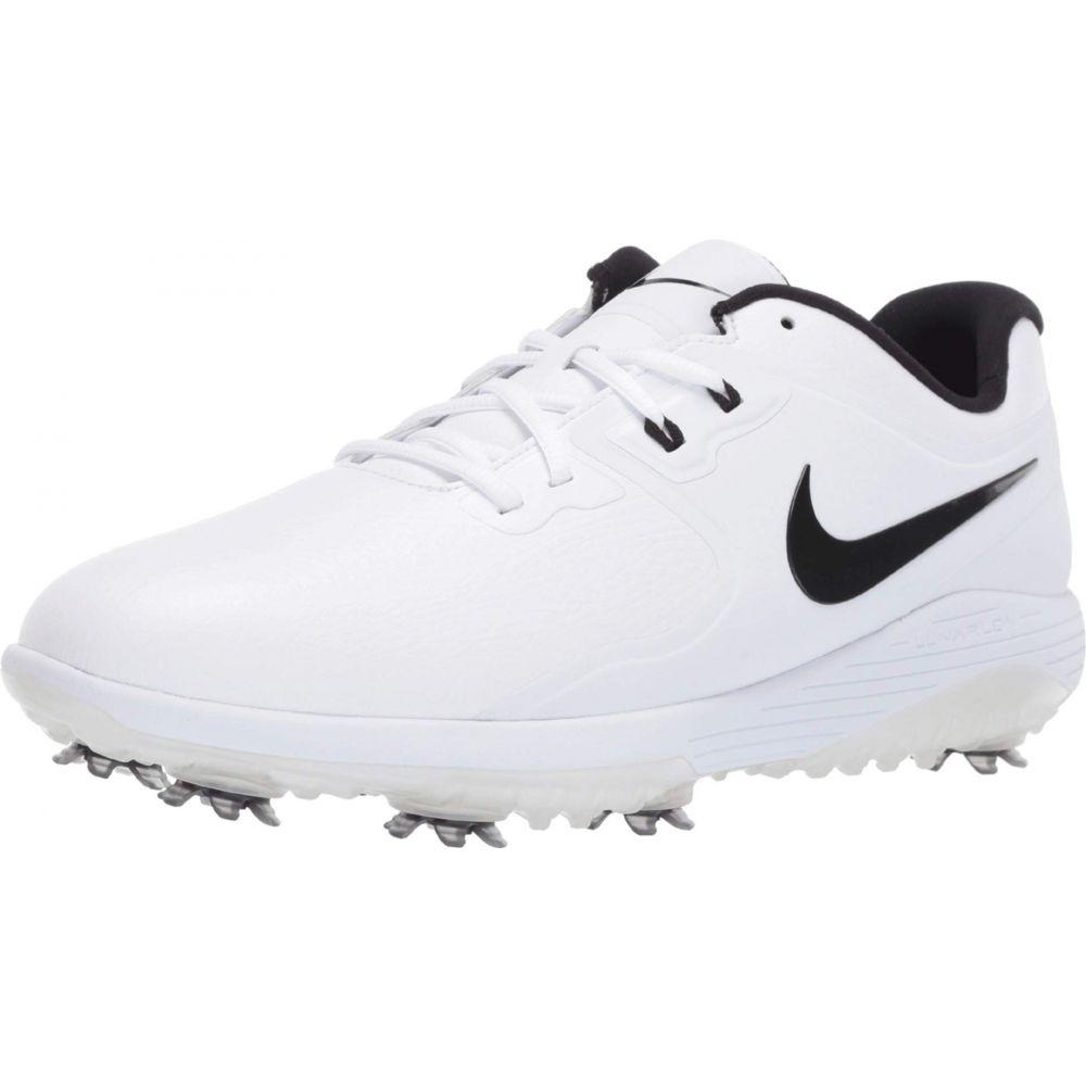 ナイキ Nike Golf メンズ スニーカー シューズ・靴 Vapor Pro White Black VoltOX80PkZNnw