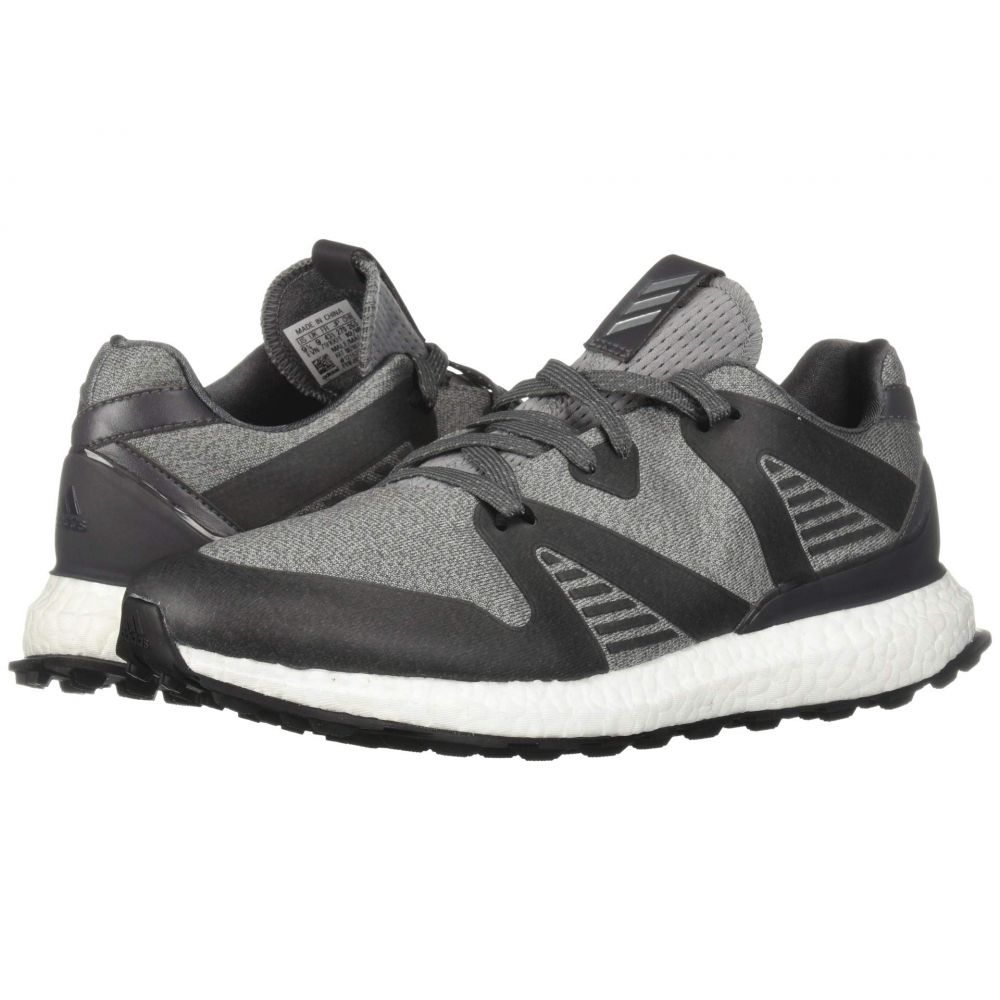 アディダス adidas Golf メンズ スニーカー シューズ・靴【Crossknit 3.0】Grey Three/Grey Five/Core Black