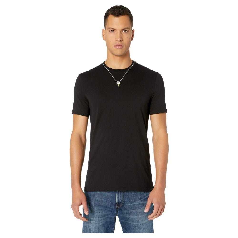 ニール バレット Neil Barrett メンズ Tシャツ トップス【Sharktooth Necklace T-Shirt】Black/Photo