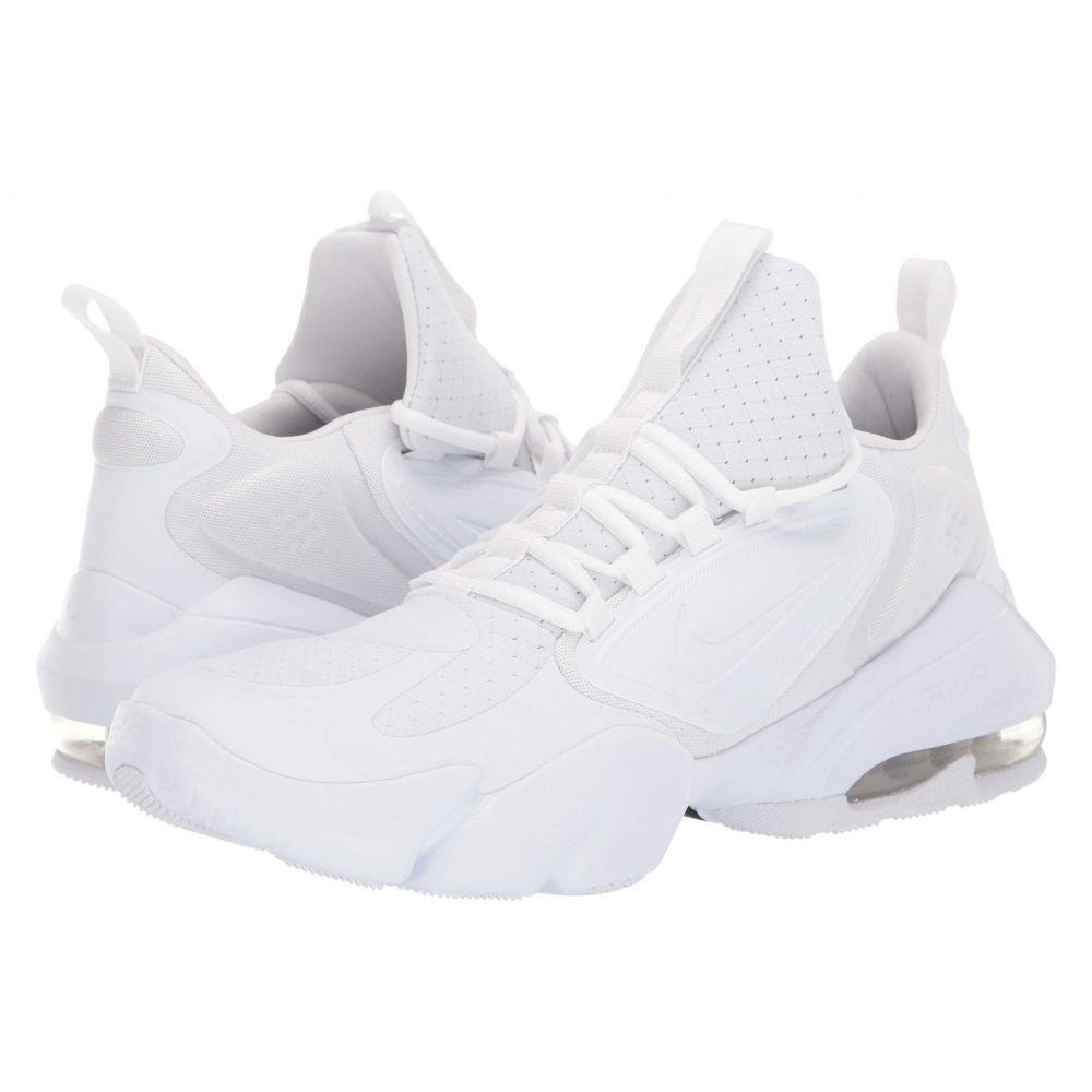 ナイキ Nike メンズ スニーカー シューズ・靴【Air Max Alpha Savage】White/Black