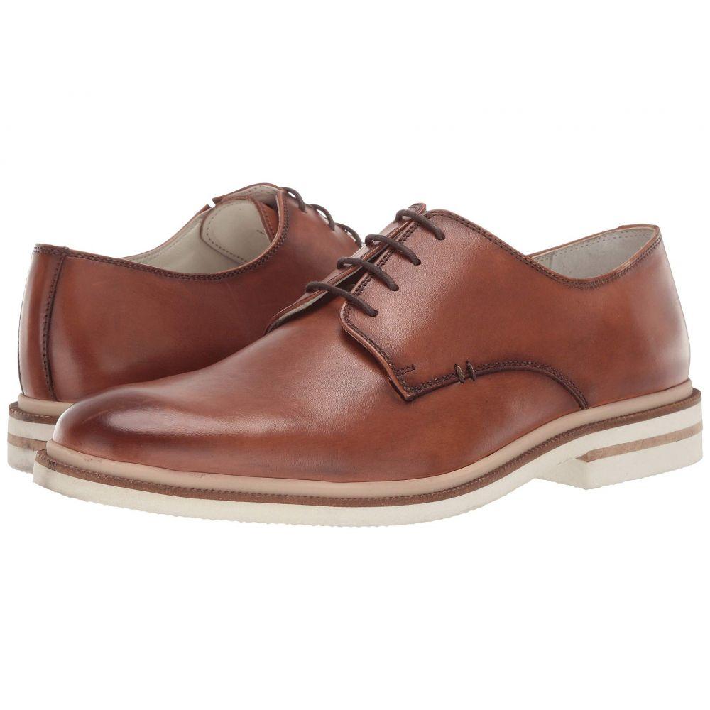ケネス コール Kenneth Cole New York メンズ 革靴・ビジネスシューズ レースアップ シューズ・靴【Vertical Lace-Up B】Cognac
