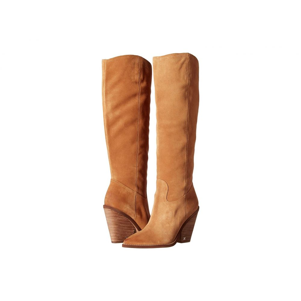 サム エデルマン Sam Edelman レディース ブーツ シューズ・靴【Indigo】Golden Caramel Velutto Suede Leather
