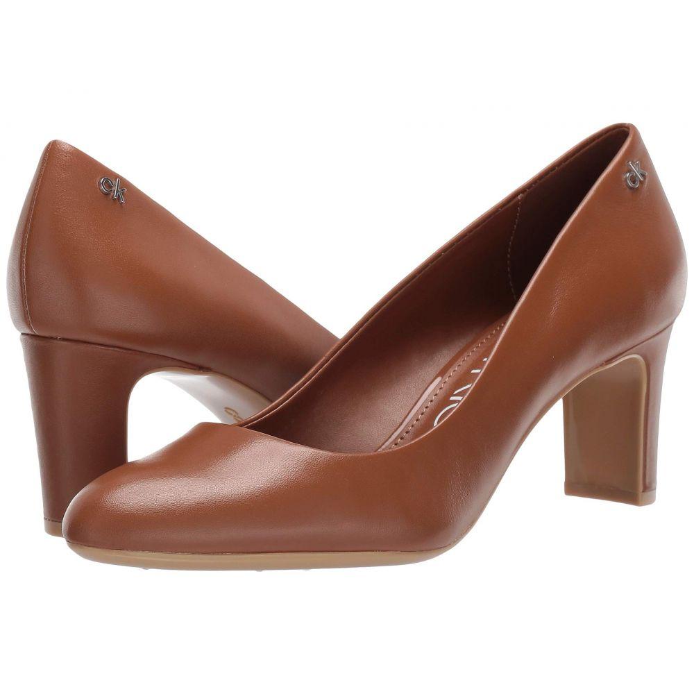 カルバンクライン Calvin Klein レディース パンプス シューズ・靴【Oska】Russet Nappa