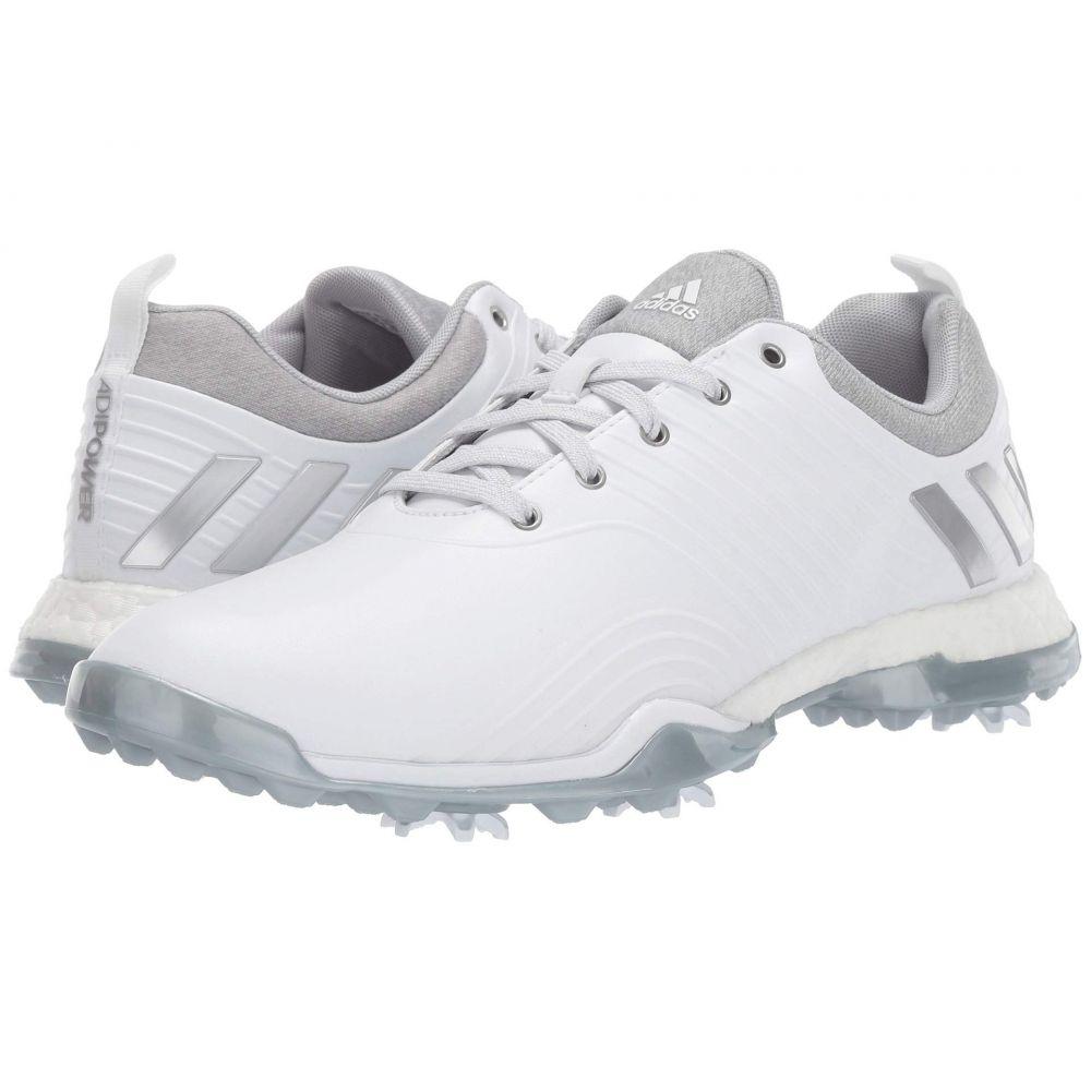 アディダス adidas Golf レディース スニーカー シューズ・靴【adiPower 4orged】Black/Silver Metallic/Clear Onix 1