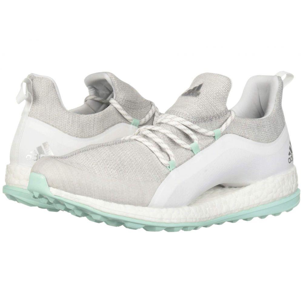 アディダス adidas Golf レディース ゴルフ シューズ・靴【Pureboost XG 2】Footwear 白い/グレー Two/Clear Mint