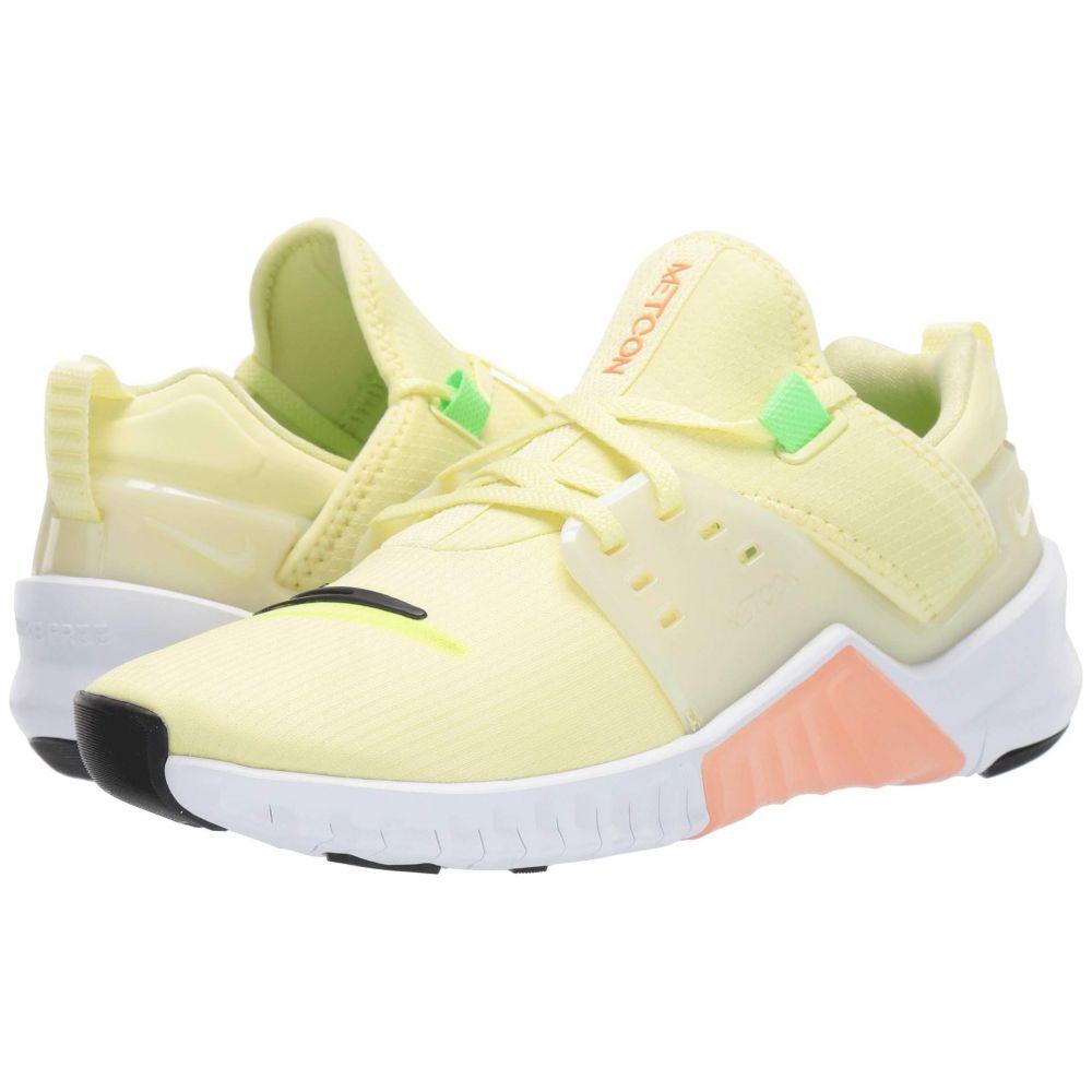 ナイキ Nike レディース スニーカー シューズ・靴【Free Metcon 2 AMP】Luminous Green/Black/White/Orange Trance