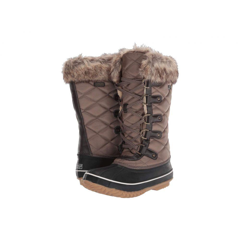 ベアパウ Bearpaw レディース ブーツ シューズ・靴【McKinley】Brown