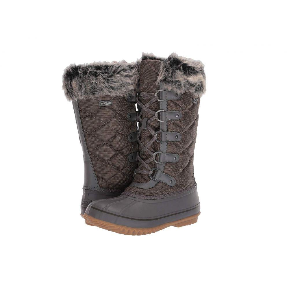ベアパウ Bearpaw レディース ブーツ シューズ・靴【McKinley】Gray Fog