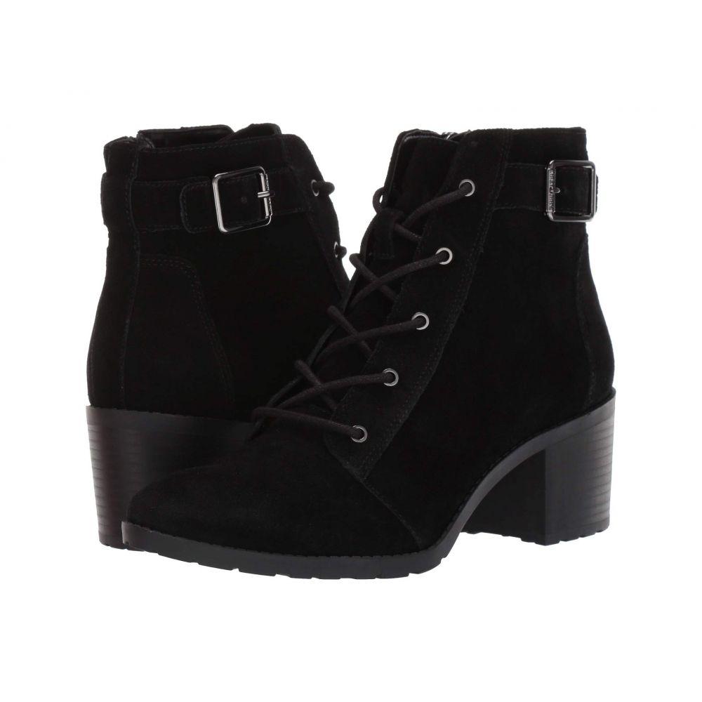 アン クライン Anne Klein レディース ブーツ シューズ・靴【Kalex】Black Suede
